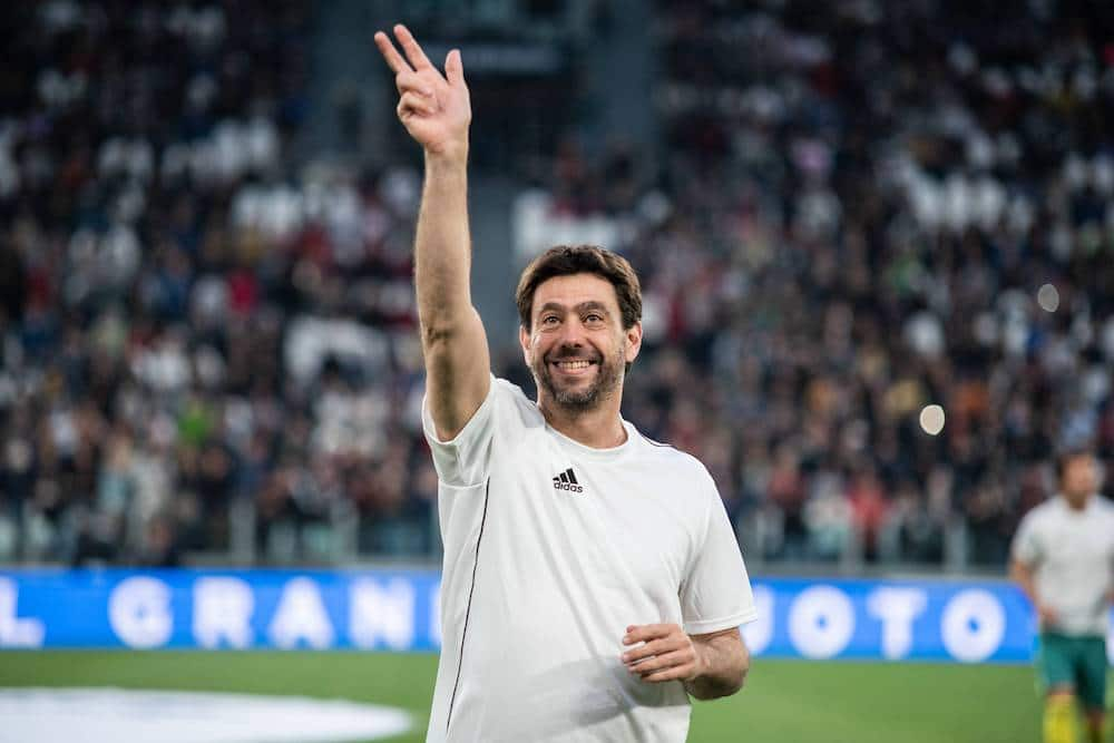 Andrea Agnelli will die Super League
