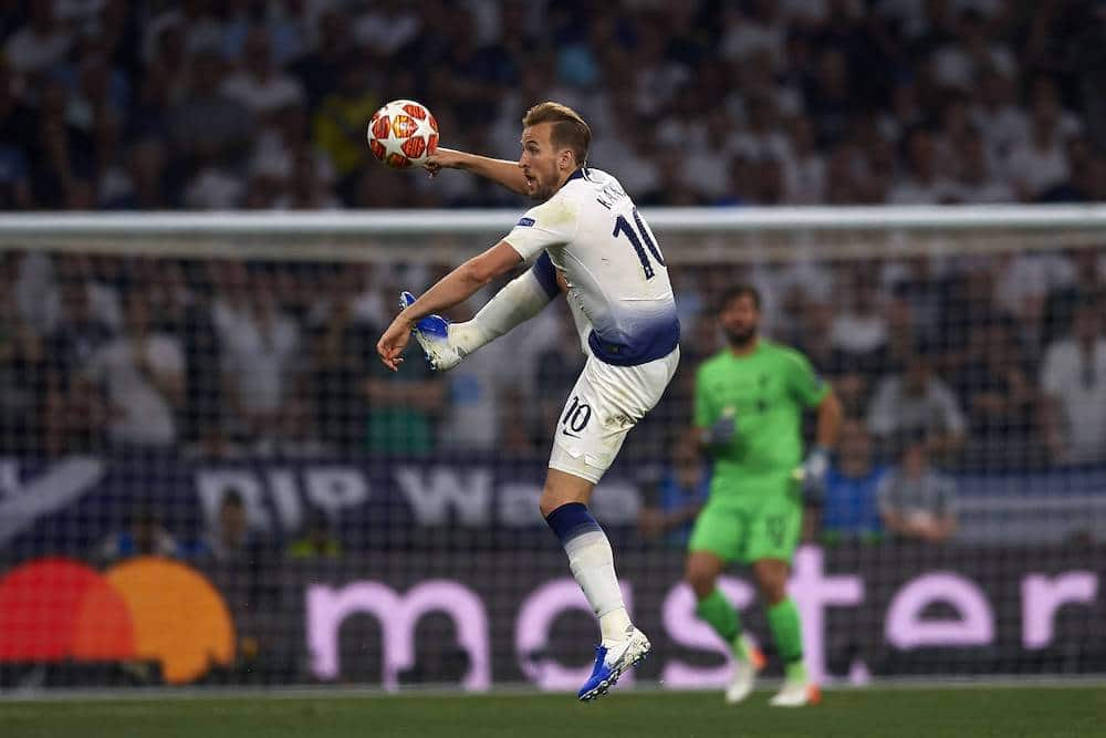 Harry Kane Nations League